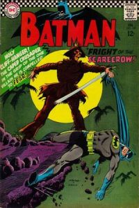Cover for Batman #189, cover artists Carmine Infantino & Joe Giella